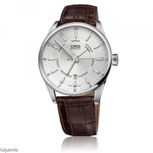 Oris 01 755 7691 4051 LS Artix Pointer Day Date