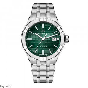 Maurice Lacroix AI6008-SS002-630-1 Aikon Green Automatic EXCLUSIVE