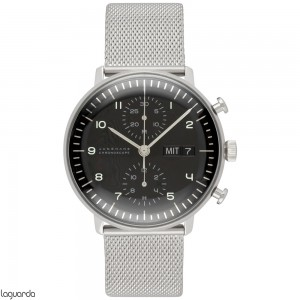 027/4500.48 Junghans Max Bill Chronoscope