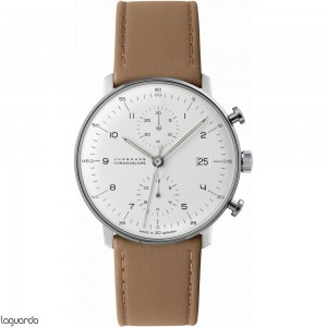 027/4502.04 Junghans Max Bill Chronoscope