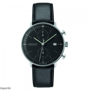 027/4601.04 Junghans Max Bill Chronoscope