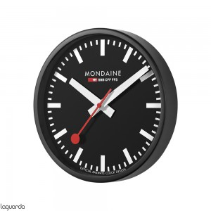 Reloj de pared Mondaine A990.CLOCK.64SBB