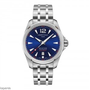 C032.851.11.047.00 Certina DS Action Quartz COSC Chrono