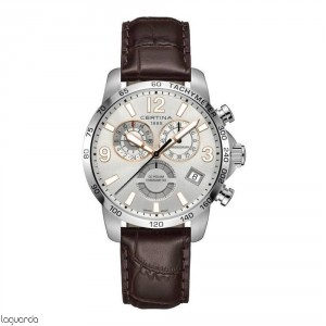 C034.654.16.037.01 Certina DS Podium Chronograph GMT
