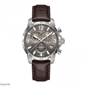 C034.654.16.087.01 Certina DS Podium Chronograph GMT