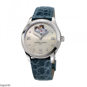 Frederique Constant Double Heart Beat FC-310LGDHB3B6