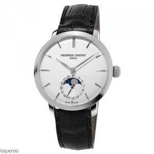 Frederique Constant Slimline Moonphase FC-703S3S6