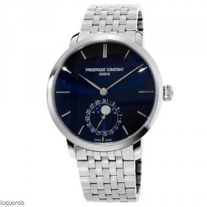 Frederique Constant Slimline Moonphase FC-705N4S6B
