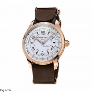 FC‐282ASB5B4 - Frederique Constant Horological SmartWatch Notify