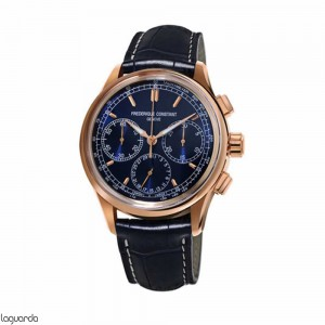 FC‐760N4H4 Frederique Constant Flyback Chronograph