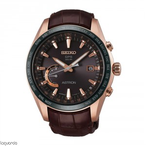 Seiko Astron SSE096J1 World-Time GPS Solar
