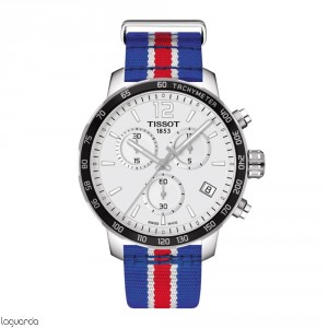 T095.417.17.037.18 Tissot Quickster NBA Teams - Philadelphia 76ers