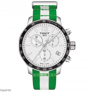 T095.417.17.037.17 Tissot Quickster NBA Teams - Boston Celtics