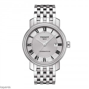 T097.407.11.033.00 Tissot Bridgeport Powermatic 80
