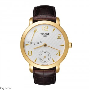 T71.3.459.34 Tissot T-Gold Sculpture Line Mechanical