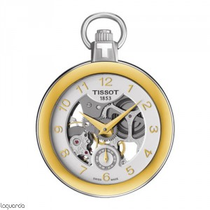 Tissot T-Pocket Mechanical Skeleton T853.405.29.412.00