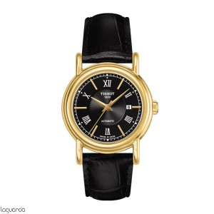 T907.007.16.058.00 Tissot T-Gold Carson Automatic