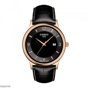 Tissot T-Gold Rose Dream Quartz T914.410.46.057.00 Gent