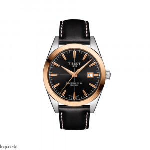 T927.407.46.051.00 Tissot Powermatic 80 Gentleman Silicium 18k gold