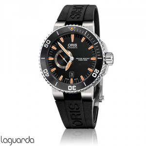 Oris Aquis 01 743 7673 4159 RS Small Second Date