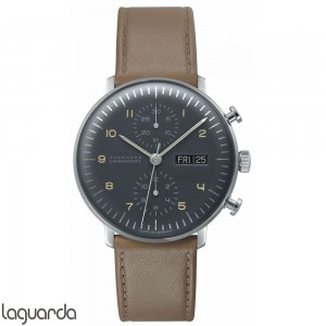027/4501.04 Junghans Max Bill Chronoscope