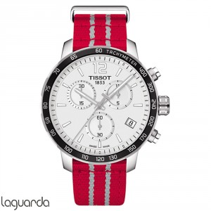 T095.417.17.037.12 Tissot Quickster NBA Teams - Houston Rockets