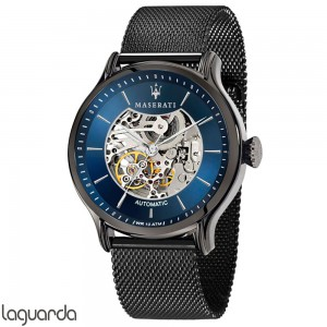 R8823118003 Maserati Epoca 42mm Auto Blue Dial