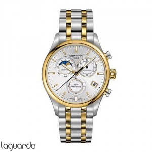 Reloj Certina DS 8 Gent Chrono Moon Phase C033.450.22.031.00