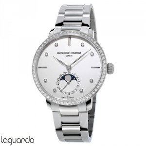 Frederique Constant Slimline Moonphase FC-703SD3SD6B
