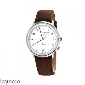 Mondaine Helvetica No1 Regular 2nd time zone MH1.R2010.LG