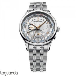 Maurice Lacroix MP6008-SS002-110 Masterpiece Worldtimer