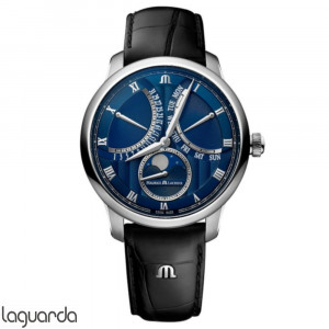 Maurice Lacroix MP6608-SS001-410-1 Masterpiece Moonphase Retrograde