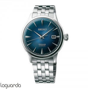 Reloj Seiko Presage SRPB41J1 Cocktail Blue moon
