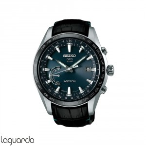Watch SSE115J1 Seiko Astron Solar GPS World-Time