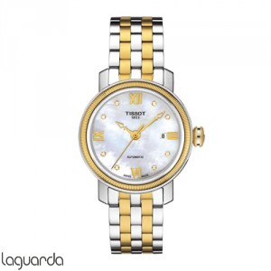 Tissot T-Classic Bridgeport Automatic T097.007.22.116.00 Lady