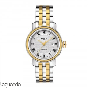 T097.007.22.033.00 Tissot Bridgeport Automatic Lady