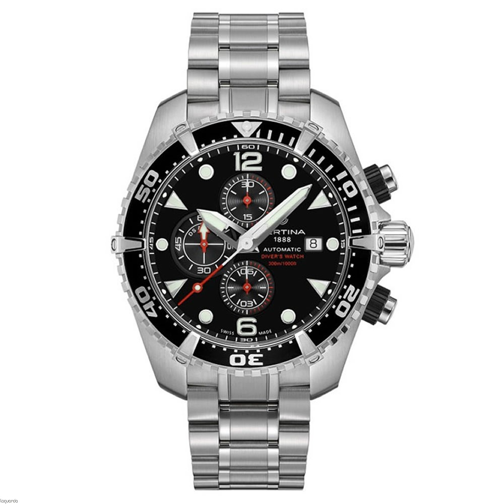 2bf3a65e9 C032.427.11.051.00 | Watch Certina DS Action Diver's Chrono C032 ...