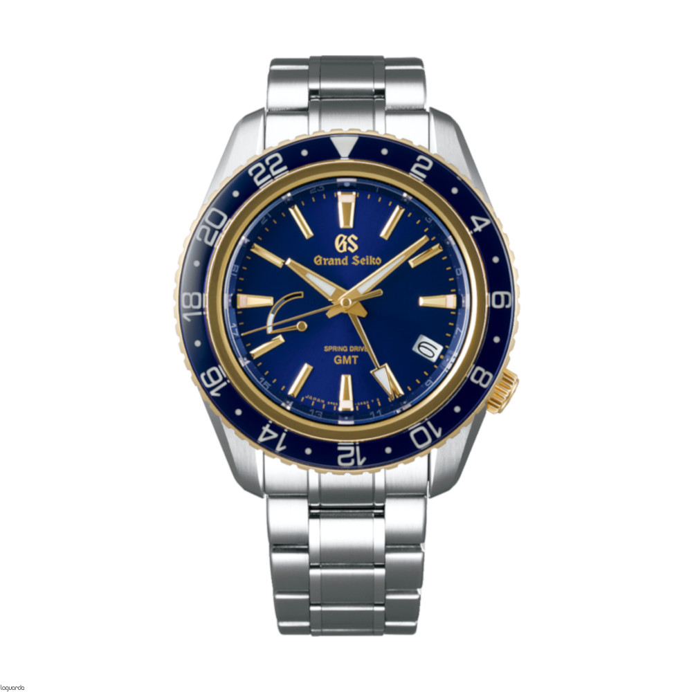timeless design cf3cd b4bb0 SBGE248 | Grand Seiko Spring Drive GMT SBGE248 Limited Edition