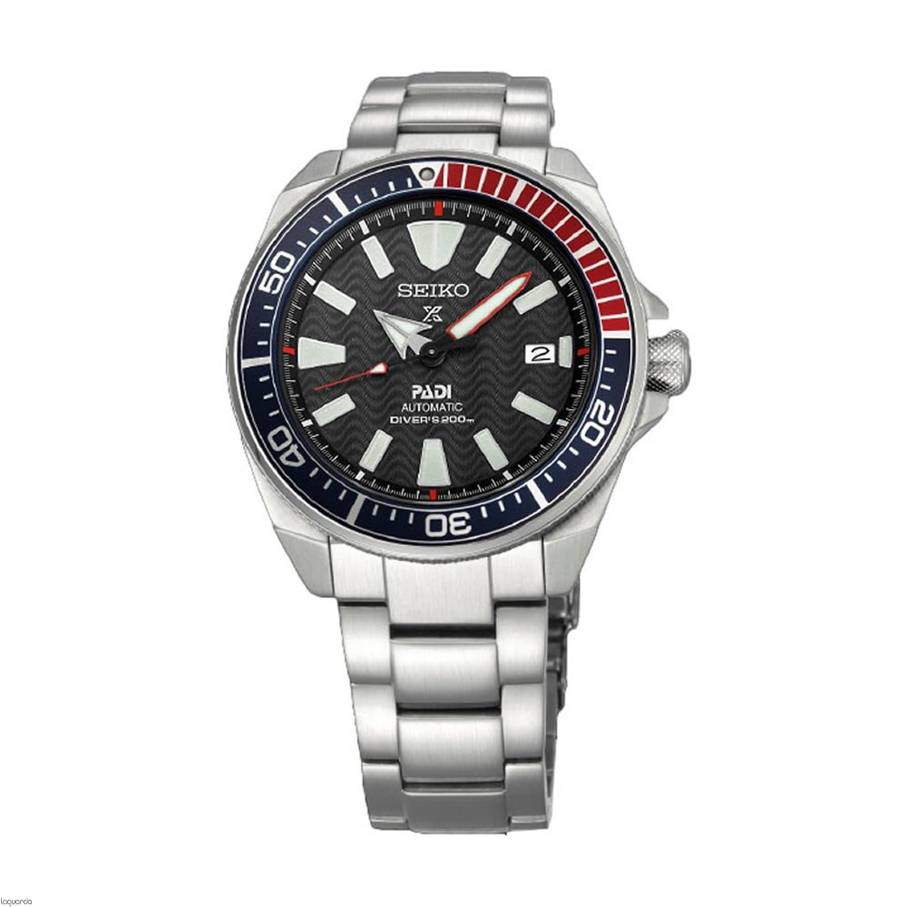 Seiko Prospex Solar Dive Watch
