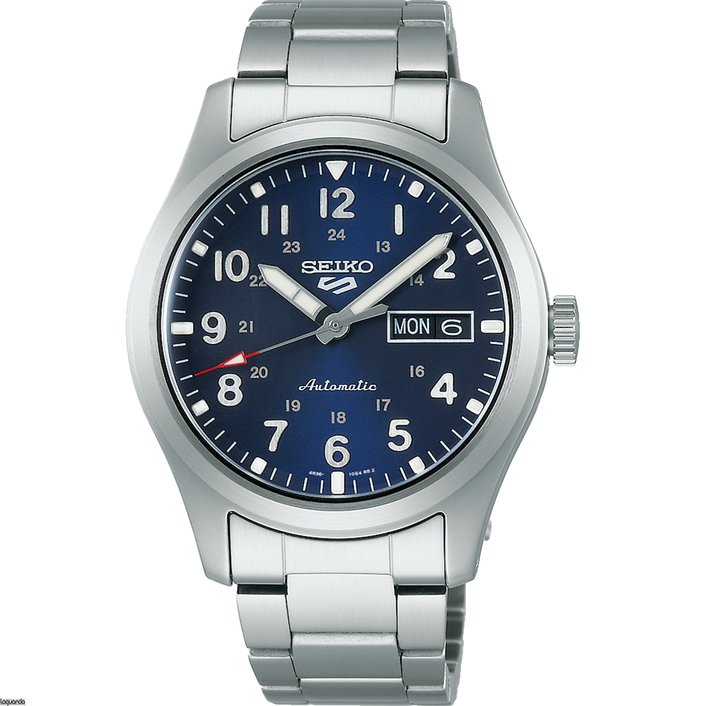 SRPG29K1 | Watch SRPG29 Seiko 5 Sports Field Military, official distributor  of 5 Sports Seiko collection in Barcelona