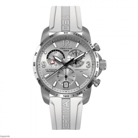 Reloj Certina C001.639.97.037.00 DS Podium Chrono GMT Aluminium.