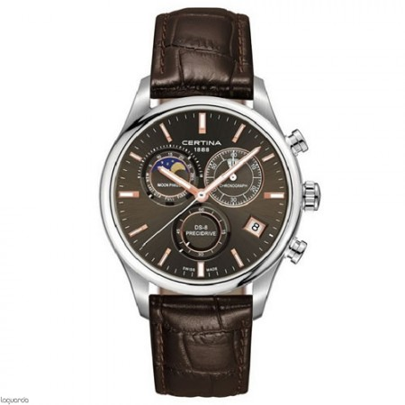 Reloj Certina DS 8 Gent Chrono Moon Phase C033.450.16.081.00
