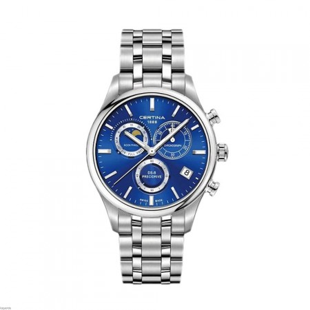 Certina DS 8 Chrono Moon Phase C033.450.11.041.00