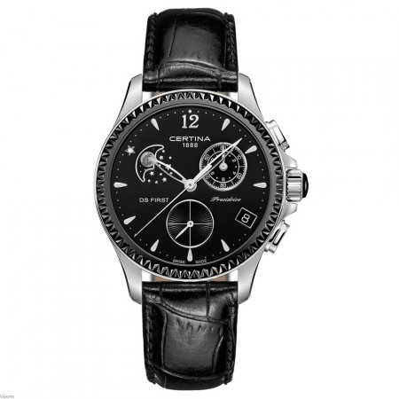 Certina C030.250.16.056.00 DS First Lady Chrono Moon Phase