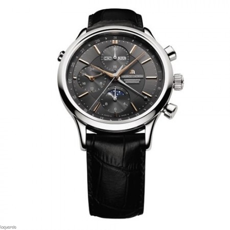 Reloj Maurice Lacroix Chrono Phases de Lune LC6078-SS001-331