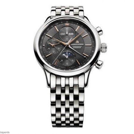 Reloj Maurice Lacroix Chrono Phases de Lune LC6078-SS002-331