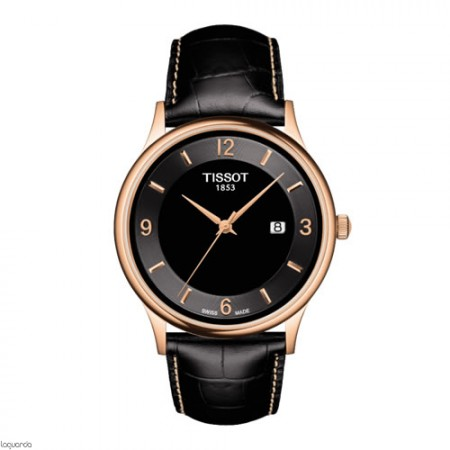 Reloj Tissot T-Gold Rose Dream Quartz T914.410.46.057.00