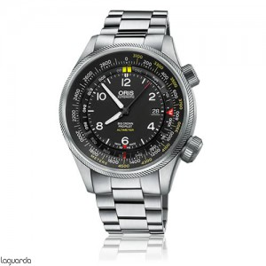 Reloj Oris Big Crown 01 733 7705 4164-07 8 23 19 Propilot Altimeter