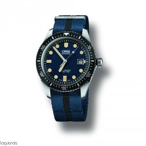 Oris Divers 01 733 7720 4055 5 2 28 FC Sixty-Five
