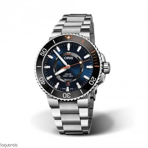 Reloj Oris Aquis 01 735 7734 4185-set MB Staghorn Restoration Limited Edition